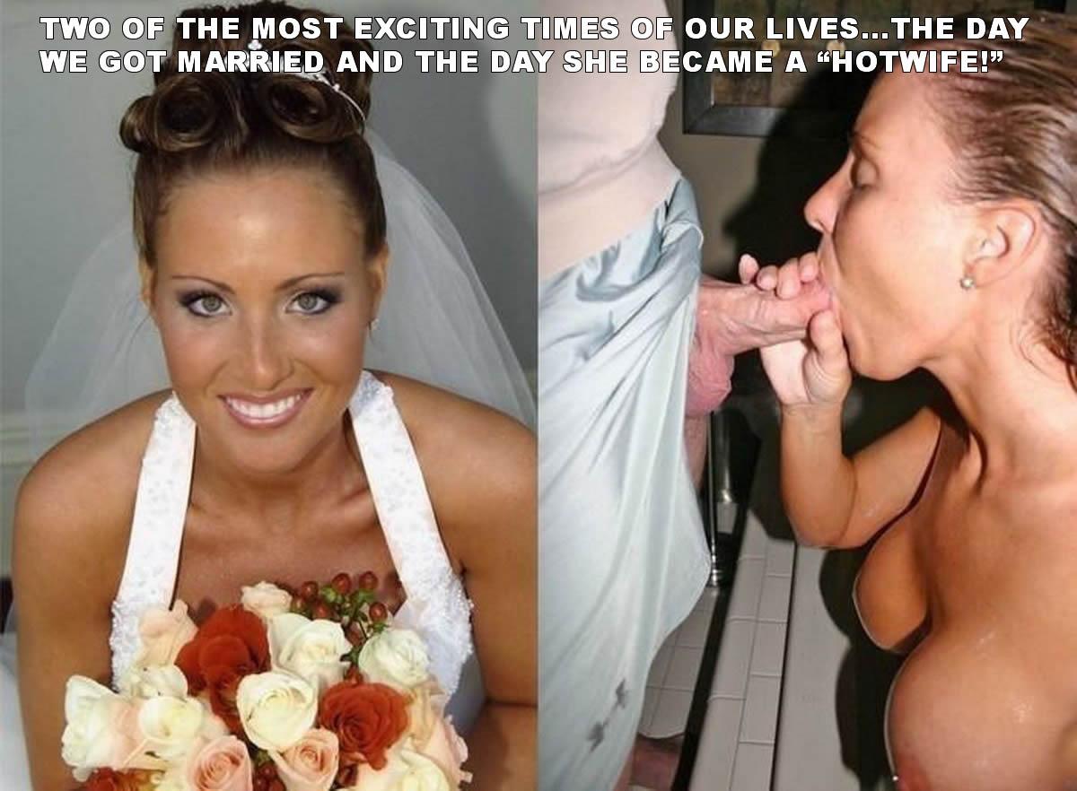 image Cheating bride gangbanged by black men on wedding day