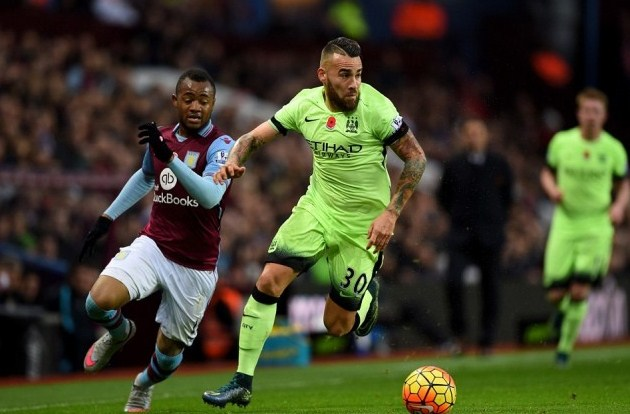 Aston Villa vs Manchester City FA Cup 2016