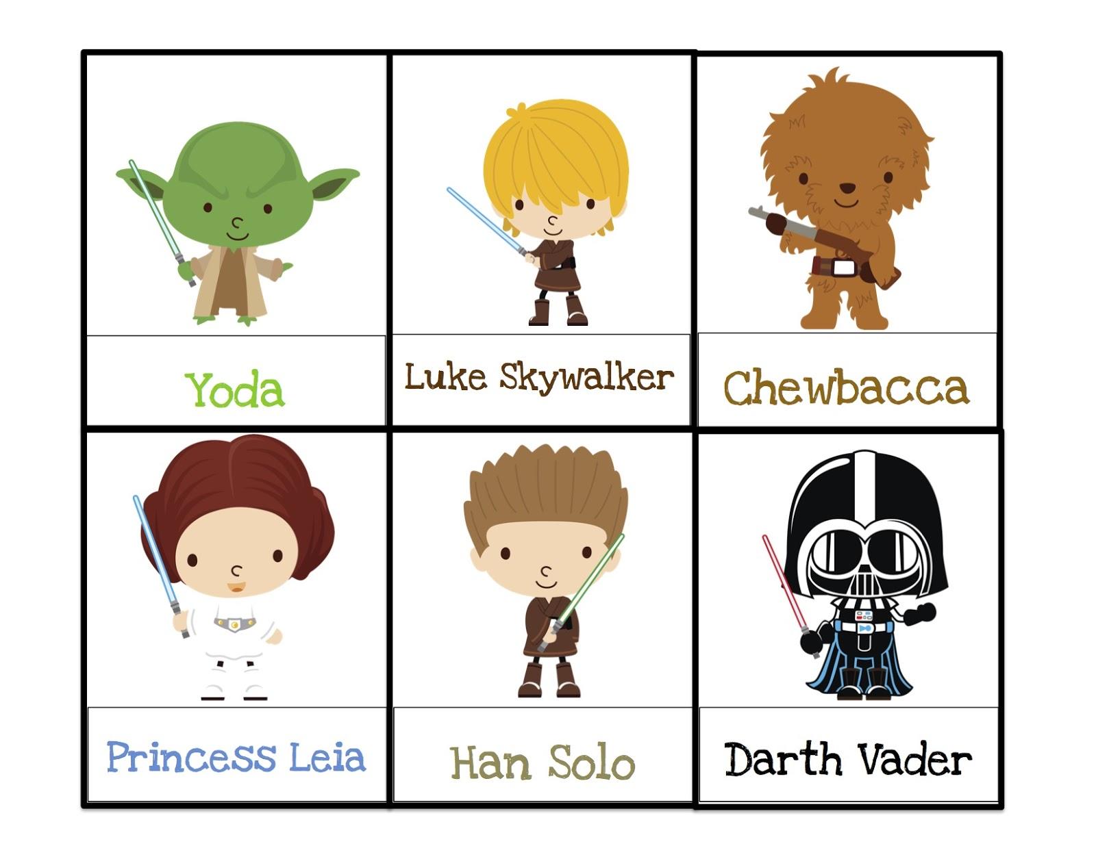 Star Wars Calendar Printable | Calendar Template 2016