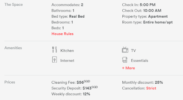 how to get airbnb host details