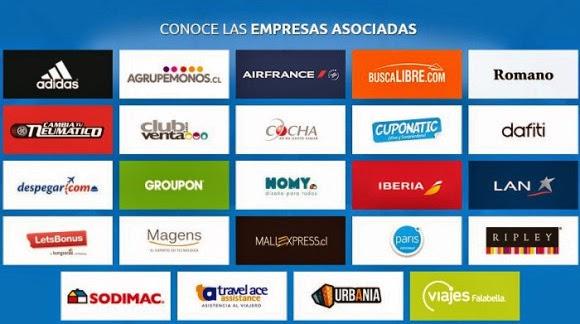 ofertas, promociones y descuentos, lista de empresas, marcas y horarios del Cyberday, cybermonday martes 29 de Julio 2014 en Chile