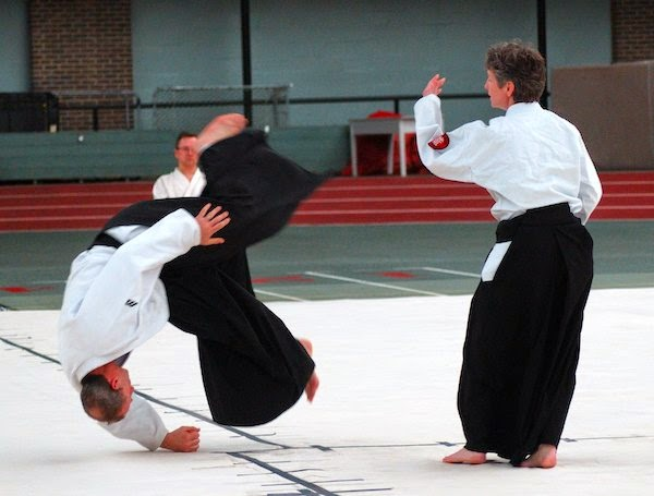 Kokikai Aikido - strength does not come from muscle power