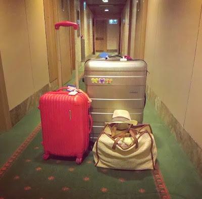 la maleta de una au pair