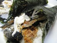 sushis, sushi, temaki