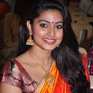 Sneha in Silk Saree  Cute Photos