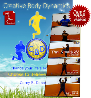 Creative Body Dynamics - Welcome to Your New Life Experience