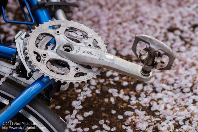 KHSジャパンの自転車のペダル