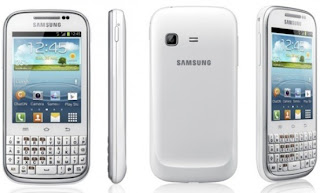 Samsung Galaxy Chat Mobile