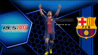 Download Start Screen 2 PES 2013 by Ginda01