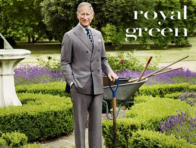 Prince Charles, Vogue - August 2010 (2 of 5)