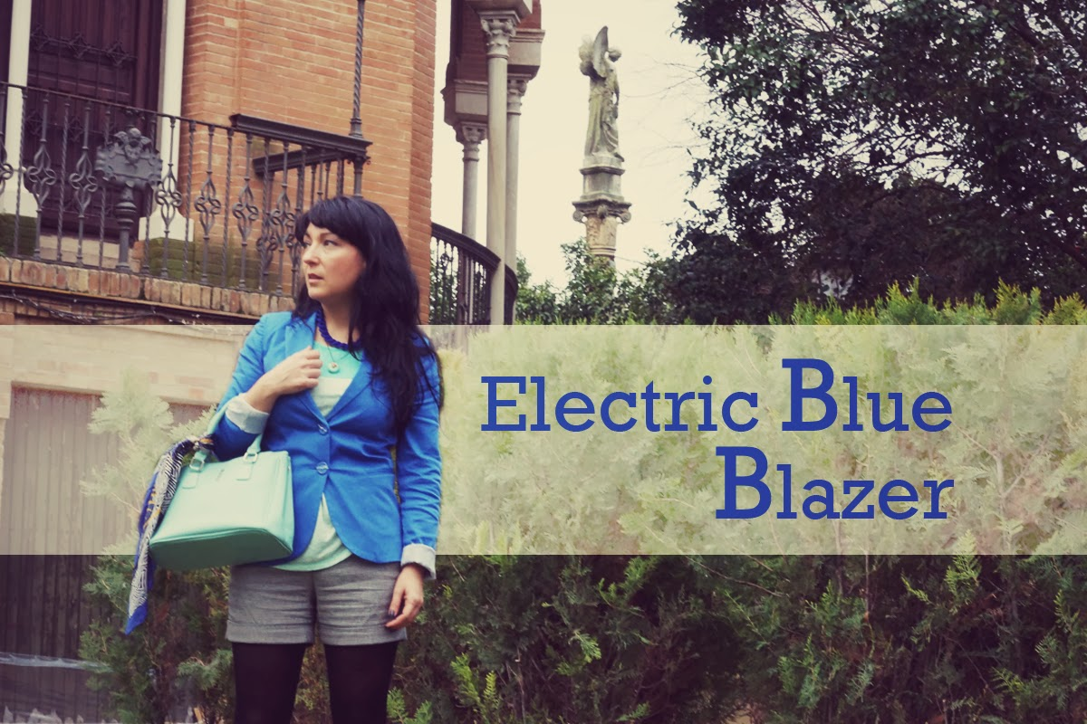 Electric+Blue+Blazer