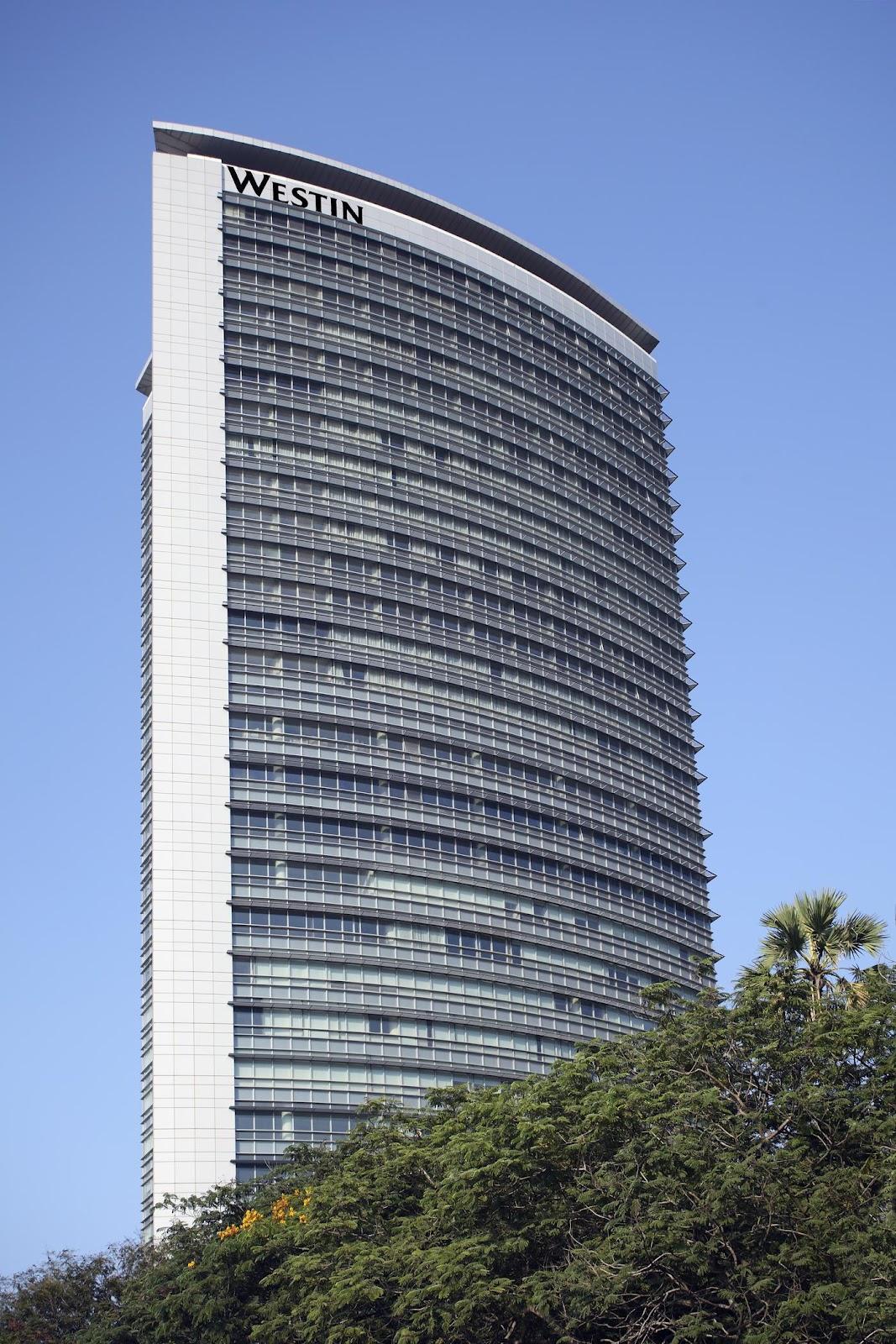 the westin mumbai garden city february 2012