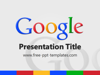Google PPT Template | Free PowerPoint Templates