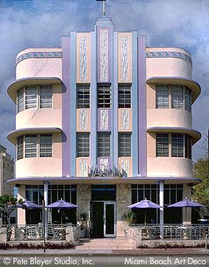 Colony Hotel Miami Beach