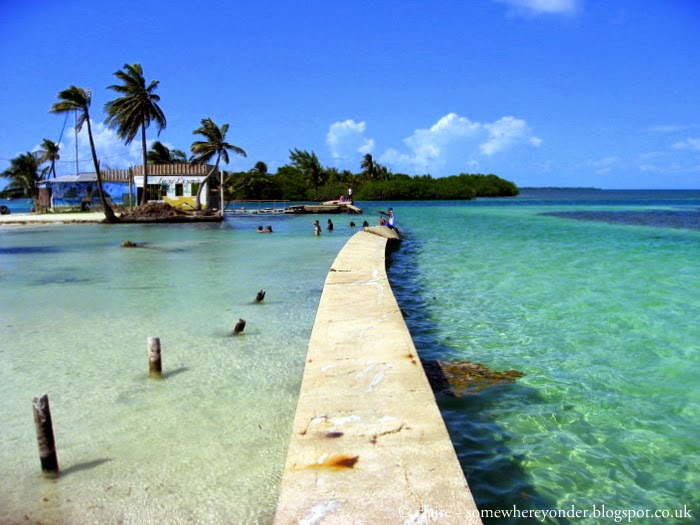 'the Split' - Caye Caulker, Belize