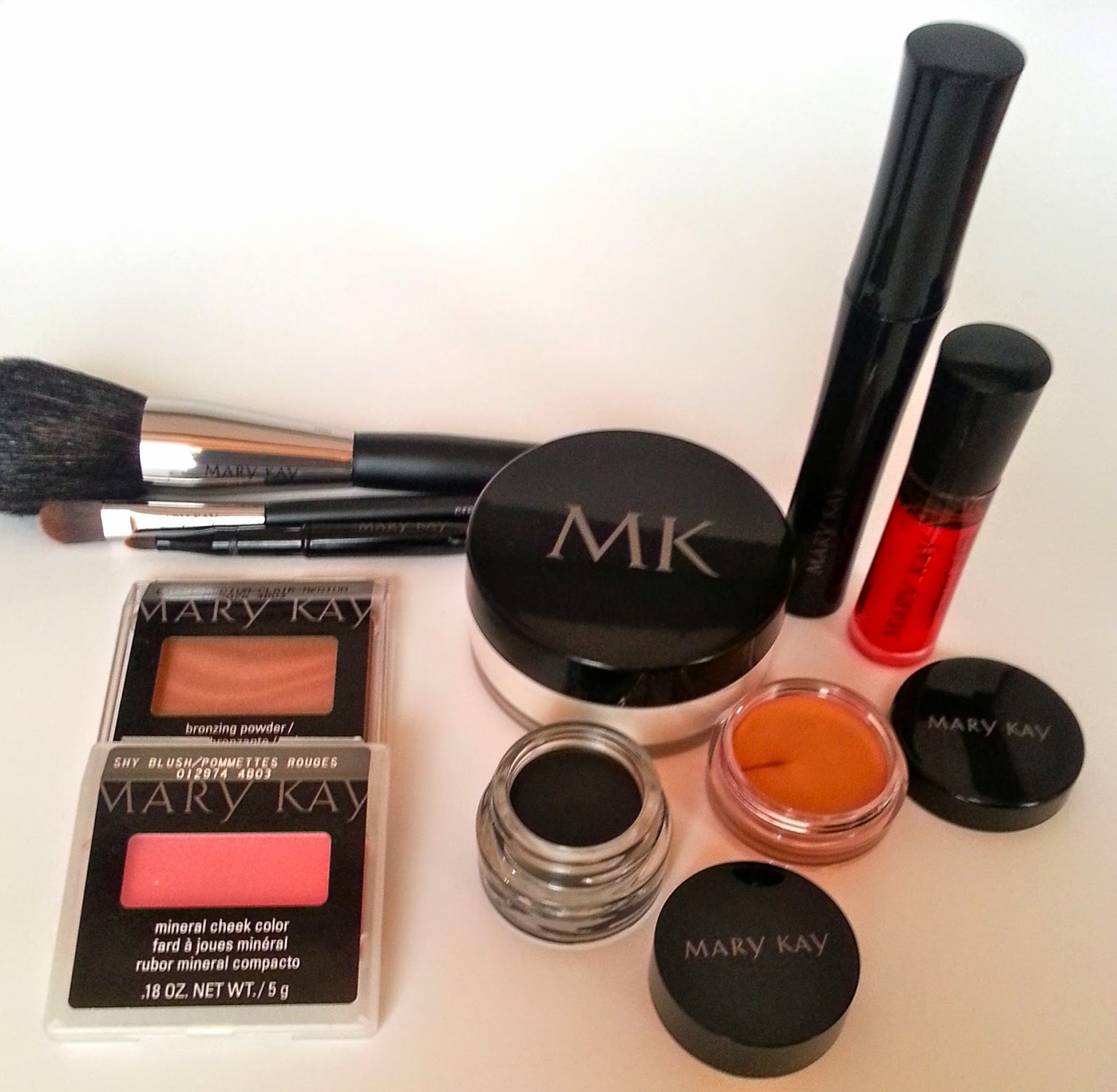 Mary Kay #MKGlam VoxBox from Influenster