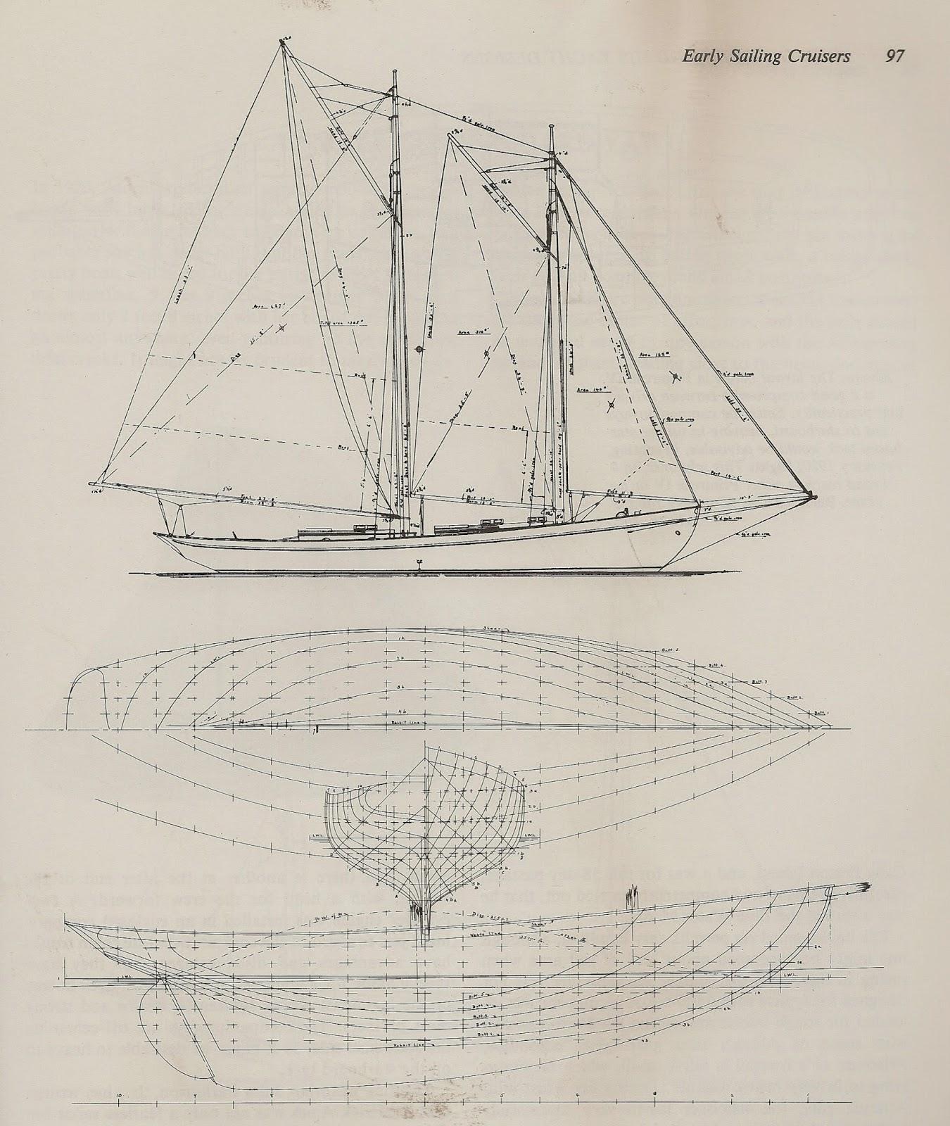 Saltwater People Log: BLUE WATER BOAT: Schooner PRIMROSE IV JOHN ALDEN'S NO. 111 (updated 7-16)