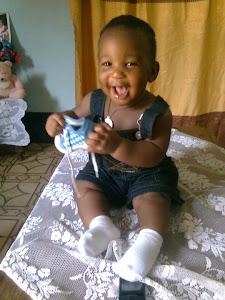 mj's  precious son