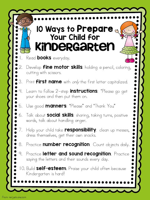 how to prepare child for preschool colors and kindergarten 10 ways to prepare your child for 692