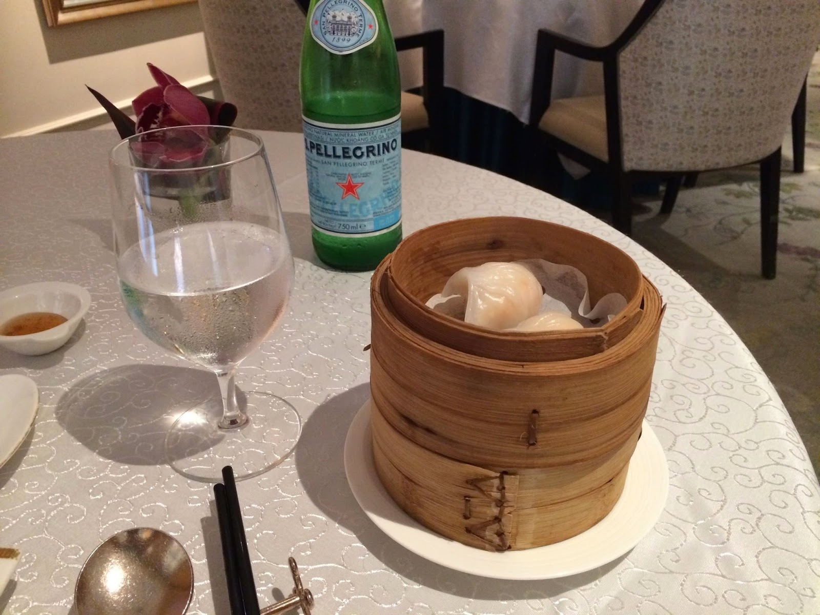 Dim Sum at Yang Ting Singapore