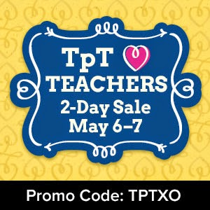 TpT Loves Teachers Sale