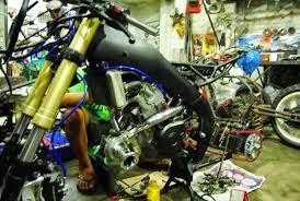 alasan modifikasi motor yamaha vixion