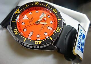 RM1300: Seiko SKX011J (JAPAN /NOS)
