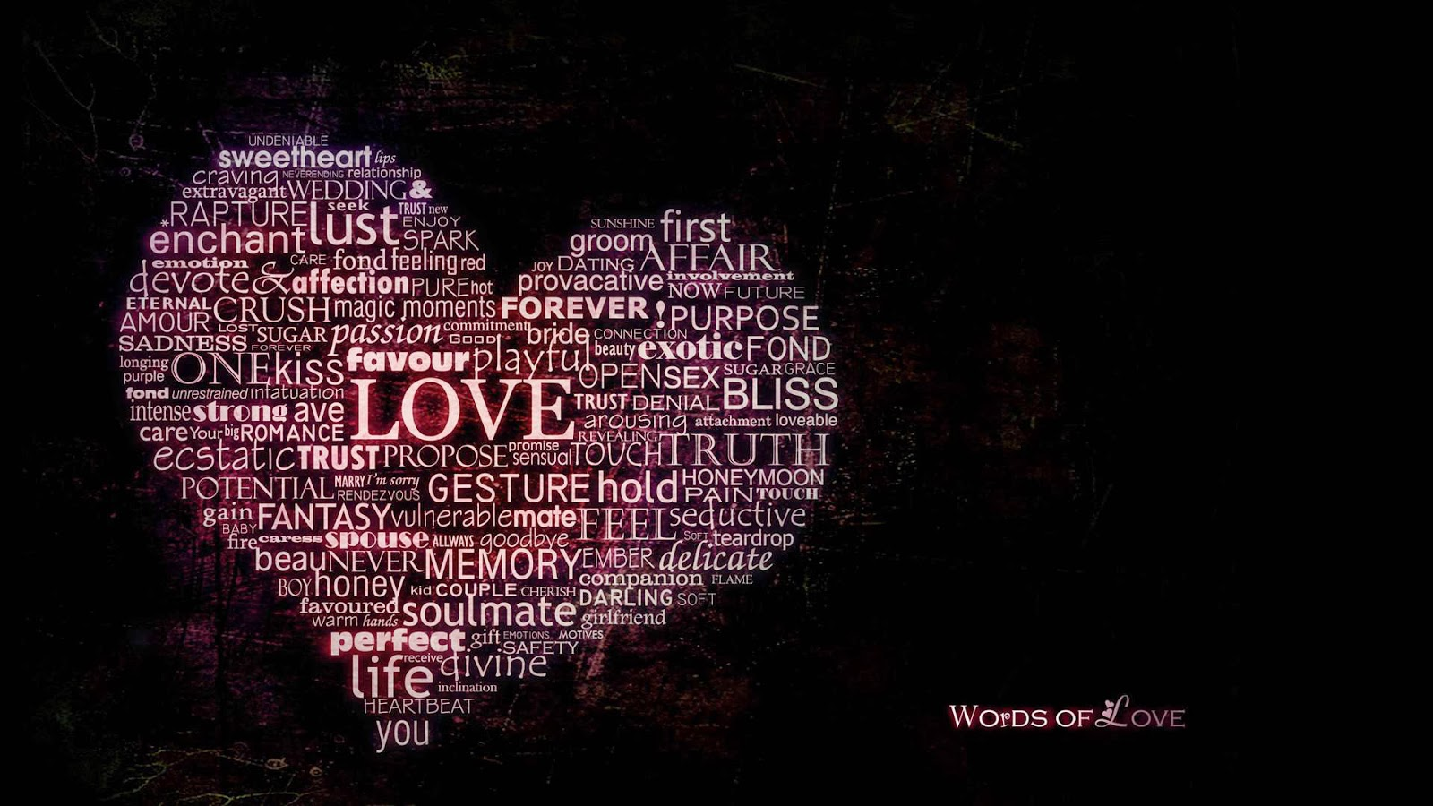 Another Word For Love
