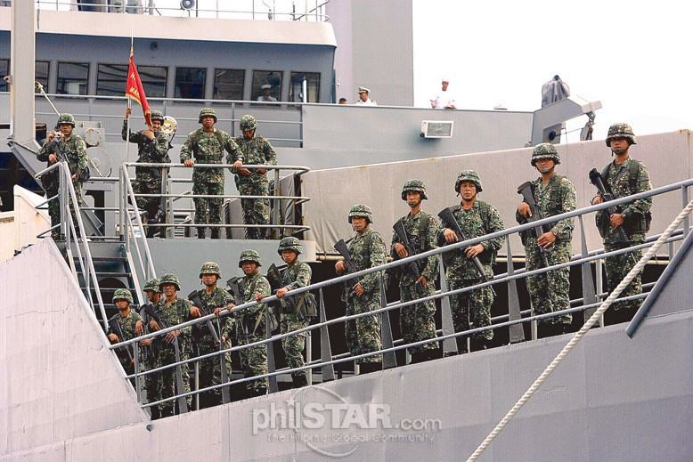 Philippine Navy in the News