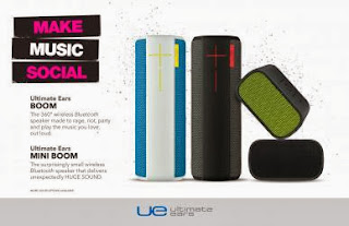 10% off Headphones & Portable Speakers (excludes beats, bose and Sony)