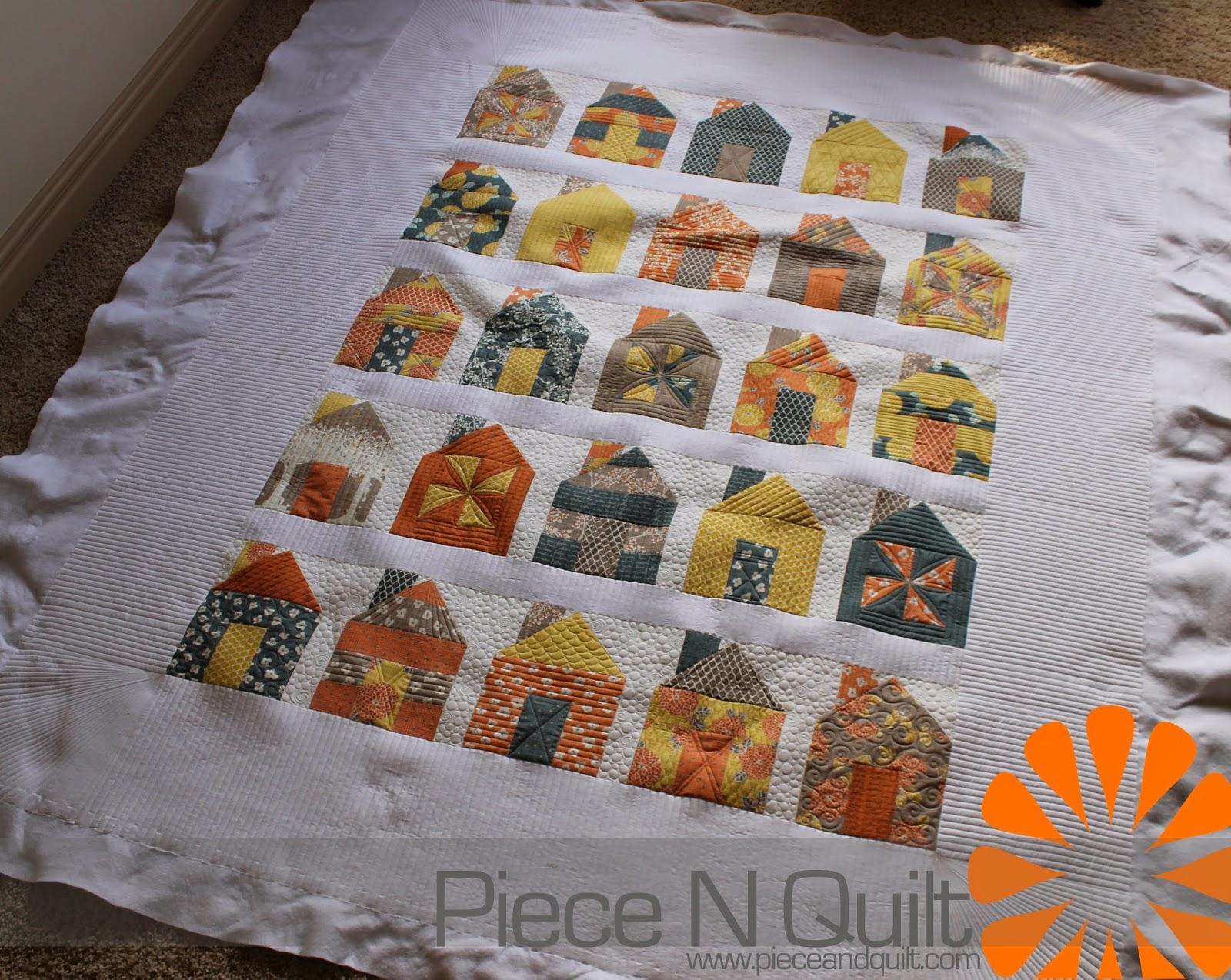 Piece N Quilt: Dwell Quilt - Custom Machine Quilting : piece n quilt - Adamdwight.com