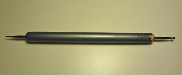 Dotting tool, nail polish