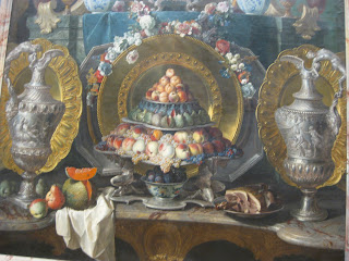 Picture of Still Life with Silver, by AF Desportes