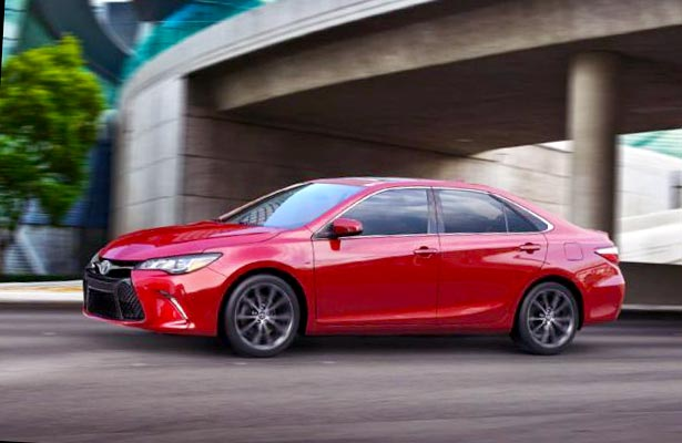 2018 Toyota Camry Engine Lineup Changes