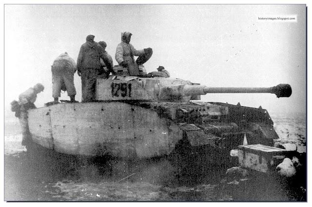 Viking SS Division soldiers  Korsun-Cherkassy