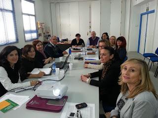 Igualdad reunida con los servicios sociales
