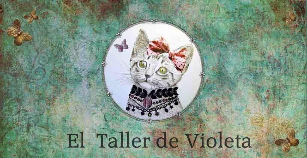 EL TALLER DE VIOLETA