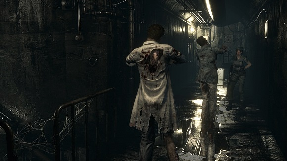 Resident Evil HD Remaster PC Screenshot by http://jembersantri.blogspot.com