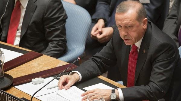Erdogan signals more active anti-ISIS role