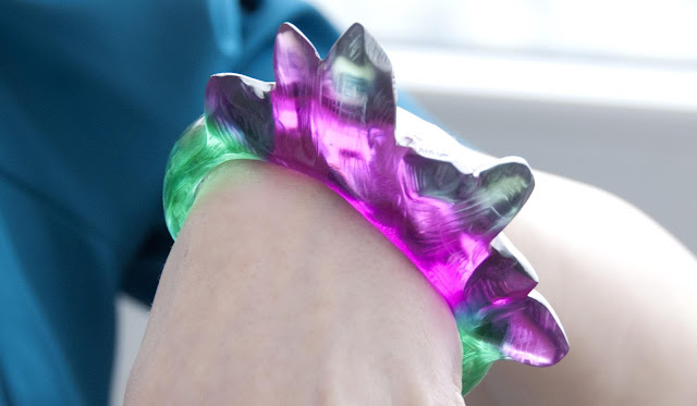 Bangle, Resin, Kate Rhode, Jewellery