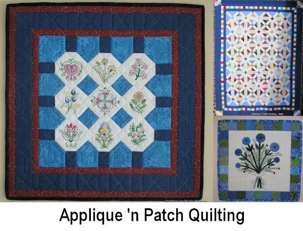 Applique &#39;n Patch Quilting