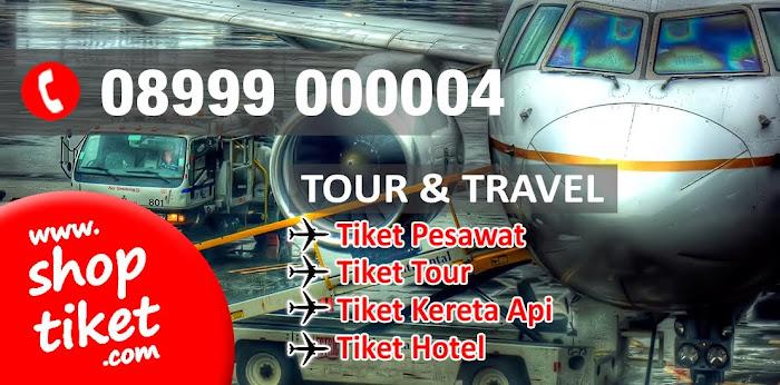 ShopTiket Tour Travel Terbesar Di Pontianak Kalbar