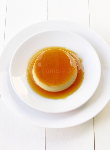 Caramel Custard