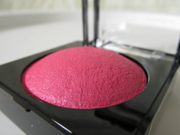 NYX Cosmetics Baked Blushes - Highlighter & Bronzer