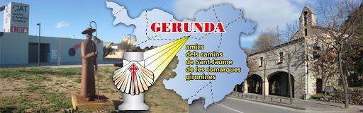 Associació GERUNDA - Amics dels camins de Sant Jaume de les comarques gironines