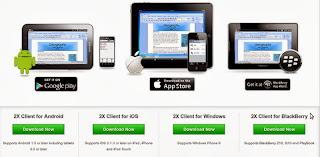 Cara Remote Desktop Dari Tab