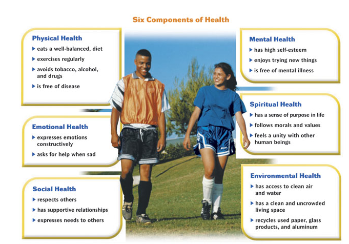 components of environmental health pdf