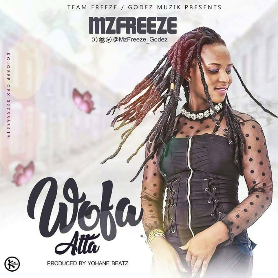 Mzfreeze To Drop Wofa Atta
