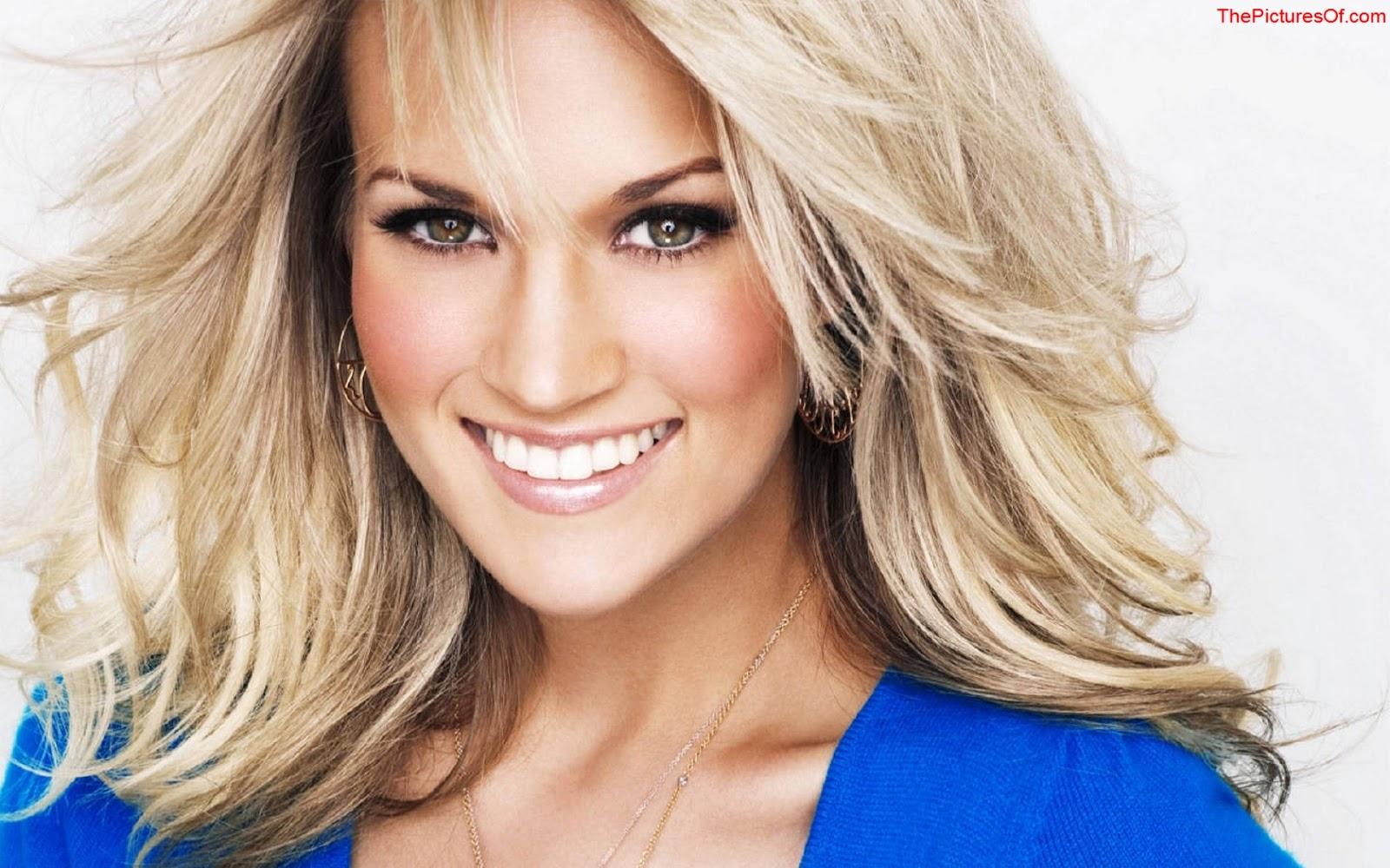 Carrie Underwood Hair Style: Carrie Underwood: Carrie Underwood Eyes