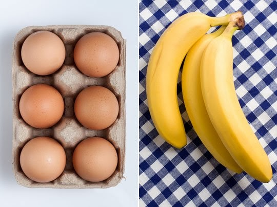 how many bananas make one egg click below